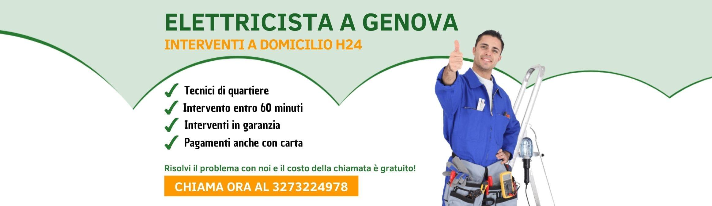 Elettricista Genova